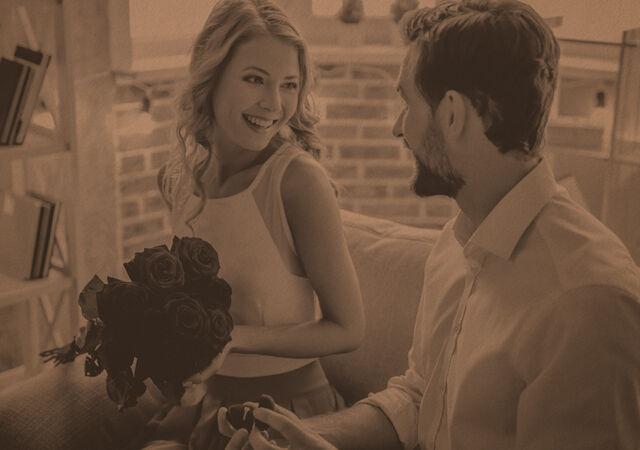 Esküvő, Évforduló, Szerelem