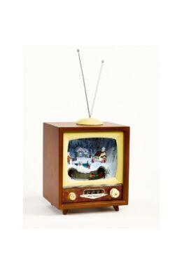 vintage karacsonyi tv
