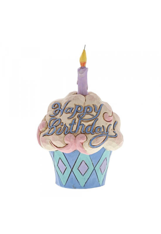 Mini Birthday Cupcake