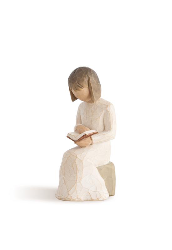 Bölcsesség Willow Tree szobor