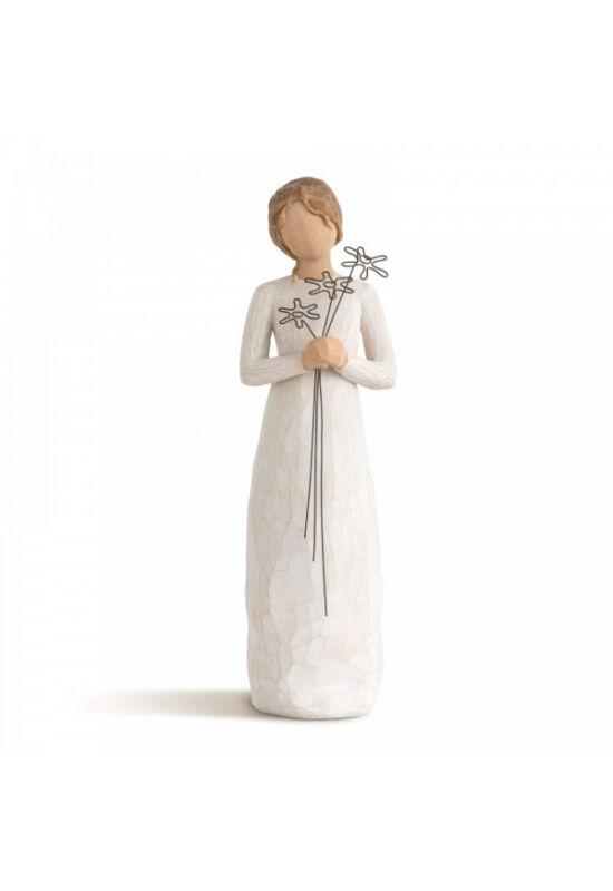 Hála Willow Tree szobor