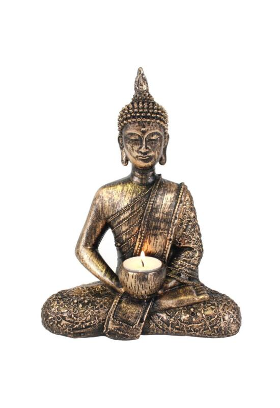 Buddha teamécses tartó