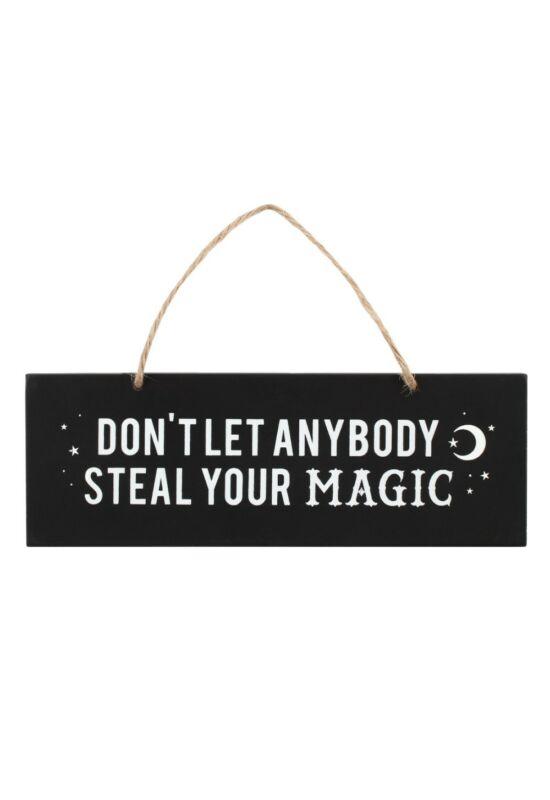 Senkinek ne hagyd, hogy ellopja a varázslatodat